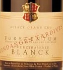 Domaine Paul Blanck *Furstentum Gewurztraminer Vendanges Tardives Grand Cru 1990