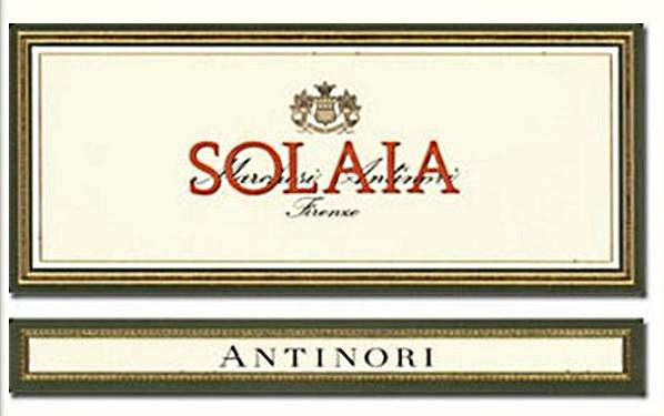 Antinori Solaia 2009 - Very Limited