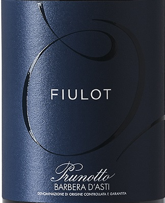 "Prunotto Barbera d'Asti  ""Fiulot Vineyard"" DOCG 2016 - 100% Barbera"