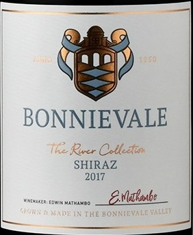 Bonnievale Cellar Shiraz 2017