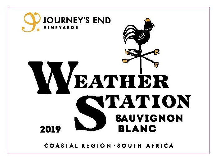 Journey's End Weather Station Sauvignon Blanc 2019