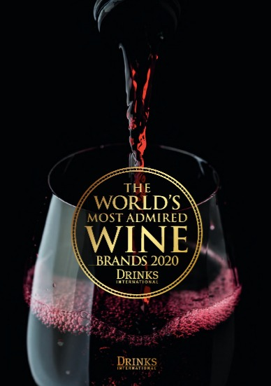 The World's Most Admired Wine Brands 2020